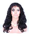 Äkta hår Spetsfront Peruk stil Brasilianskt hår Rak Kroppsvågor Peruk Dam Korta Mellan Lång Äkta peruker med hätta