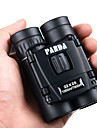 PANDA 22 X 25 mm Binoculars Lenses Pocket Size High Definition, Generic, Carrying Case Multi-coated BAK4 Night Vision Rubber / Hunting