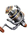 Fiskerullar Snurrande hjul 5.2:1 Växlingsförhållande+10 Kullager Hand Orientering utbytbar Generellt fiske - HYD2000