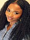 Remy-hår Helnät utan lim Hel-spets Peruk stil Brasilianskt hår Kinky Curly Peruk 130% Hårtäthet med babyhår Naturlig hårlinje Afro-amerikansk peruk 100 % handbundet Dam Korta Mellan Lång Äkta peruker