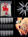 500 pcs Nail Art Design Mode Dagligen