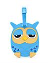 Bagagelapp Barnspårare Tillbehör till resväska för Barnspårare Tillbehör till resväska Grå Blå Rosa 1# 2#