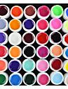 Nagellack UV-gel 8 ml 36 pcs UV färggel / UV Builder Gel / Klassisk Långvarig soak-off Dagligen UV färggel / UV Builder Gel / Klassisk Torkar snabbt