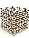 216 pcs 4mm Magnetleksaker Magnetiska kulor Byggklossar Superstarka neodymmagneter Neodymmagnet Puzzle Cube Magnet Barn / Vuxna Pojkar Flickor Leksaker Present