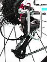 Skyddsstång för cykelväxel Hållbar Till Racercykel Mountain Bike BMX TT hopfällbar cykel Cykelsport Aluminiumlegering Svart