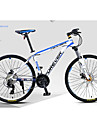 Mountainbikes Cykelsport 30 Hastighet 26 tum / 700CC MICROSHIFT Oljeskivbroms Suspension Fork Vanlig / Anti-halk Aluminium