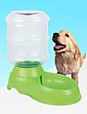 Hund Skålar & Vattenflaskor Husdjur Skålar och matning Reflekterande Röd / Grön / Blå