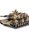 HUANQI 781 Tank Radiostyrd bil Färdig att köra Fjärrkontroll / Tank / Användarmanual