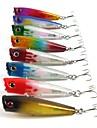8 pcs Fiskbete Hårt bete Popper Flytande Bass Forell Gädda Sjöfiske Spinnfiske Jiggfiske Hårt Plast / Färskvatten Fiske / Abborr-fiske / Drag-fiske / Generellt fiske / Trolling & Båt Fiske