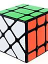 Magic Cube IQ-kub YONG JUN 3*3*3 Mjuk hastighetskub Magiska kuber Stresslindrande leksaker Pusselkub Lena klistermärken Professionell Barn Vuxna Leksaker Unisex Pojkar Flickor Present
