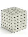 216 pcs 5mm Magnetleksaker Byggklossar Superstarka neodymmagneter Neodymmagnet Magiska kuber Puzzle Cube Magnet Barn / Vuxna Pojkar Flickor Leksaker Present