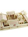 3D-pussel Trämodeller Kul Trä Klassisk Barn Unisex Leksaker Present