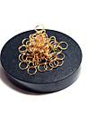2 pcs Magnetleksaker Byggklossar Superstarka neodymmagneter Neodymmagnet Metallpussel Puzzle Cube Magnet GDS (Gör det själv) Barn / Vuxna Pojkar Flickor Leksaker Present