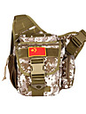 Shoulder Messenger Bag Running Pack for Running Leisure Sports Cycling / Bike Traveling Sports Bag Multifunctional Waterproof Rain Waterproof Canvas Nylon Running Bag