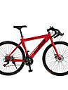 Väg Cykel Cykelsport 21 Hastighet 26 tum / 700CC SHIMANO TX30 Dubbel skivbroms Vanlig Vanlig Stål