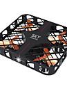 RC Drönare IDEAFLY 382 4 Kanaler 6 Axel 2.4G Radiostyrd quadcopter LED Lampor / Retur Med Enkel Knapptryckning / Huvudlös-läge Radiostyrd Quadcopter / Fjärrkontroll / USB kabel / 360-Graders Flygning