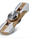 Handspinners Hand Spinner för att döda tid Stress och ångest Relief Focus Toy Två Spinner Metallisk Klassisk Vuxna Pojkar Flickor Leksaker Present