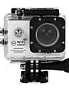 SJ7000 GoPro Friluftsliv vlogging Vattentät / Multifunktion / Wifi 64 GB 60fps 12 mp 1280x960 pixel 2 tum CMOS H.264 Bildsekvensläge 45 m -1/3 / USB / Anti-Stöt / LED / Bred vinkel / Dammsäker