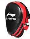 Mitsar Till Taekwondo Boxing Sanda Formpassad Låg vikt styrka och hållbarhet PU läder Svart-röd