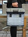 Fiskeredskap Rutan Sätesbox 4 Brickor A klass ABS 27 cm*18 tum*17 cm