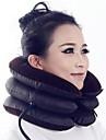 Huvud och nacke Hals Massage apparat Lufttryck Massage Uppblåst Lindra smärta i nacke och skuldror Nackstöd Hållningskorrigerare Support