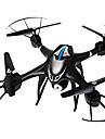 RC Drönare SJ  R/C T30VR 4 Kanaler 2.4G Med HD-kamera 0.5MP Radiostyrd quadcopter Retur Med Enkel Knapptryckning Sväva Med kamera