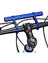 31.8 mm Förlängare till cykelstyre Monterbar cykellampa Lättvikt Verktygshållare Förlängning för Racercykel Mountain Bike TT Aluminiumlegering Röd Svart Blå