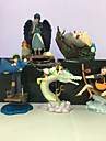 Anime Actionfigurer Inspirerad av Min granne Totoro Cosplay pvc 10.5 cm CM Modell Leksaker Dockleksak Herr Dam