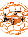 RC Drönare Skytech M70 4 Kanaler 2.4G Radiostyrd quadcopter LED Lampor Radiostyrd Quadcopter / USB kabel / Blad