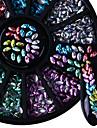 1 pcs Nagelsmycken nagel konst manikyr Pedikyr Dagligen Mode / Nail Smycken