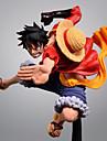 Anime Actionfigurer Inspirerad av One Piece Monkey D. Luffy pvc 16 cm CM Modell Leksaker Dockleksak Herr Dam