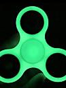 Handspinners Hand Spinner Snurra Självlysande Stress och ångest Relief Focus Toy Barn Vuxna Pojkar Leksaker Present / Lysrör