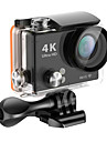 QQT H2R vlogging Utomhus / Bärbar / Allt-i-ett 64 GB 60fps / 120fps / 30fps 16 mp 8X 1280x960 pixel 2 tum CMOS H.265 Enkel bild 45 m -1/3