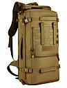 50 L Ryggsäckar Militär taktisk ryggsäck Bekväm Hög kapacitet Utomhus Camping Utomhus Nylon