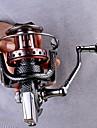 Fiskerullar Snurrande hjul / Trolling Rullar 4.7:1 Växlingsförhållande+11 Kullager Hand Orientering utbytbar Sjöfiske / Kastfiske / Isfiske - AFL12000 / Spinnfiske / Jiggfiske / Färskvatten Fiske