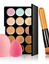 Makeup Set Concealer / Contour Torr professionell nivå Concealer
