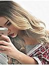 Syntetiska peruker Vågigt Kroppsvågor Kroppsvågor Peruk Blond Lång Blond Blå Rosa Grå Syntetiskt hår Dam Värmetåligt Ombre-hår Blond