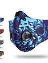 XINTOWN Sport Mask Skyddsmask mot Förorening Vindtät Fleecefoder Andningsfunktion Begränsar bakterier Svettavvisande Cykel / Cykelsport Grå Röd Blå för Unisex Cykling / Cykel MC 1st / Elastisk
