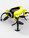 RC Drönare UDI RC i150hw 4 Kanaler 6 Axel 2.4G Med HD-kamera 0.3MP Radiostyrd quadcopter WIFI FPV Höjdhållande Retur Med Enkel