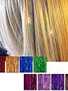 Hårförlängningar av äkta hår Rak Klassisk Äkta hår HÅRFÖRLÄNGNING Korstyp Dagligen