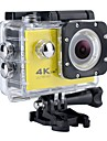 SJ7000 / H9K Actionkamera / Sportkamera GoPro vlogging Vattentät / Wifi / 4K 32 GB 60fps / 30fps / 24fps 12 mp Nej 2592 x 1944 pixel / 3264 x 2448 pixel / 2048 x 1536 pixel Dykning / Surfing