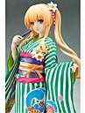 Anime Actionfigurer Inspirerad av Saekano: Hur man lyfter en trött flickvän Eriri pvc 20 cm CM Modell Leksaker Dockleksak Herr Dam