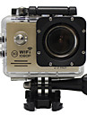QQT G60Q GoPro Friluftsliv vlogging Utomhus / Högupplöst / Bärbar 32 GB 30fps 8 mp / 6 mp Nej 1280 x 720 pixel 2 tum CMOS H.264 Enkel bild / Time lapse-fotografering 30 m -1/3