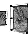 Pinart i 3D Nyhet Vänner händer Ny Design Utbilding Rostfritt stål Glas Barn Vuxna Pojkar Flickor Leksaker Present 1 pcs