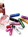 Kosmetikflaskor Ministil / Utbredd / professionell nivå Plastik / Metallegering 1 pcs Enfärgad Övrigt Smink Kosmetisk Skötselprodukter