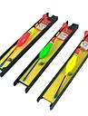 Fiskedrag Fiske Verktyg 6 pcs Fiske Justerbar Enkel att installera Lätt och bekvämt Plast Flugfiske Färskvatten Fiske Abborr-fiske / Drag-fiske / Generellt fiske / Trolling & Båt Fiske