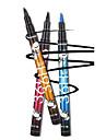 1 st vattentät eyeliner penna smink skönhet ögonfärg penna kosmetika multicolor