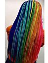 Hår till flätning Afro Box Flätor Pre-loop Virka Flätor Syntetiskt hår 28 rötter / pack 1pc / förpackning Hårflätor Lång Ny ankomst Afrikanska flätor