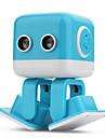 RC Robot F9 Inhemska och personrobotar 2.4G ABS Mini / APP Control / Sång Ja