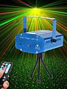 U\'King Laserscenljus Ljudaktiverat / Fjärrkontroll / Musikaktiverad 10 W för Till hemmet / Utomhus / Fest Professionell